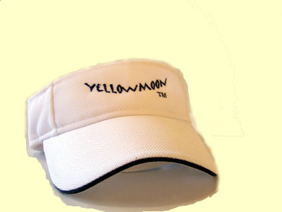 Brushed Twill Cap with Embroidered 3D Visor