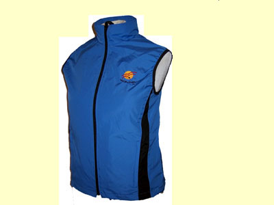 Ladies' Active Vest (blue)